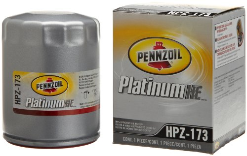 Pennzoil HPZ-173 Platinum Spin-on Oil Filter