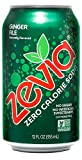 zevia soda ginger ale - Zevia Zero Calorie Soda, Ginger Ale, Naturally Sweetened Soda, (24) 12 Ounce Cans; Ginger-flavored Carbonated Soda; Refreshing, Full of Flavor and Delicious Natural Sweetness with No Sugar