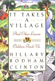 It Takes a Village, Hillary Rodham Clinton, 0684818434