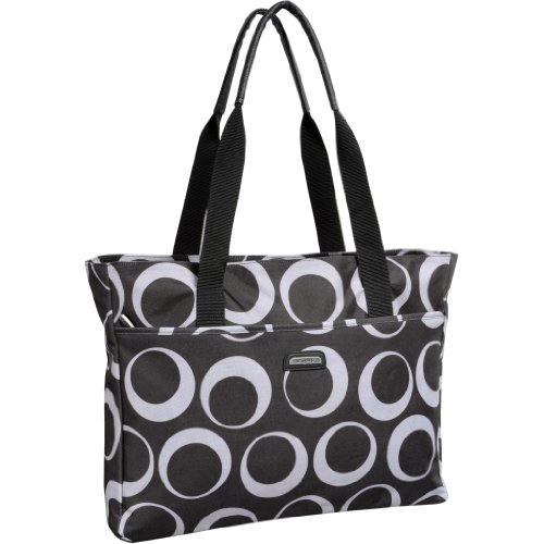 UPC 028349974479, WallyBags Women's Tote, Graphite, One Size
