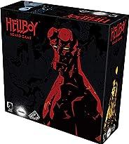 Hellboy Board Game, Galápagos Jogos