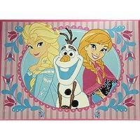 Frozen Elsa & Anna Area Rug - 39.4 x 54 - Disney Frozen