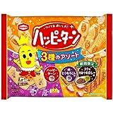 亀田製菓 ハッピーターン 3種のアソート 140g