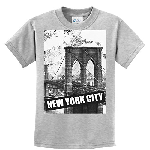 New York Ash Grey T-shirt - 6