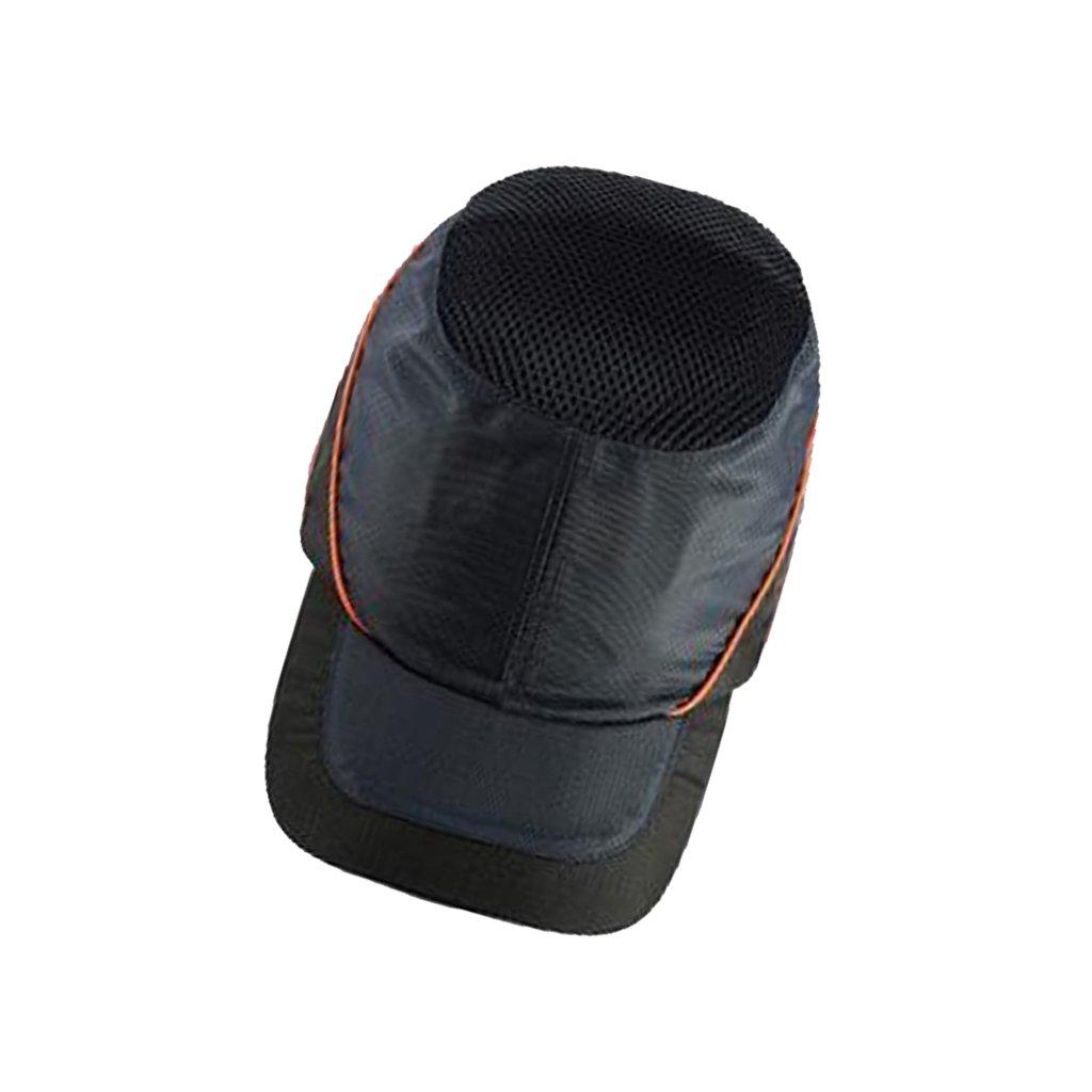 Flameer PE Bump Caps Safety Helmet Navy Blue by Flameer (Image #7)