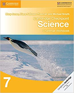 Cambridge Checkpoint Science Challenge Workbook 7