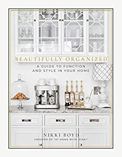 Book Cover: Beautifully Organized: A Guide to Function and Style in Your Home
