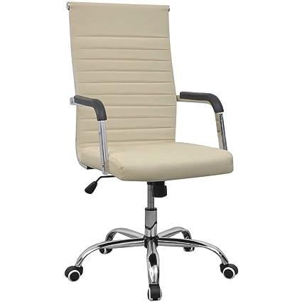 Superb Amazon Com Office Chair Adjustable Swivel Ergonomic Leather Pdpeps Interior Chair Design Pdpepsorg
