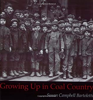 book cover of Growing Up in Coal Country