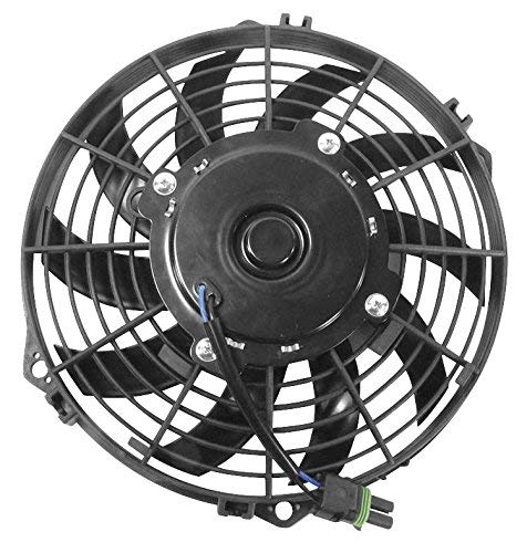 New 2007-2011 Yamaha Grizzly 700//EPS Complete Cooling Fan Assembly