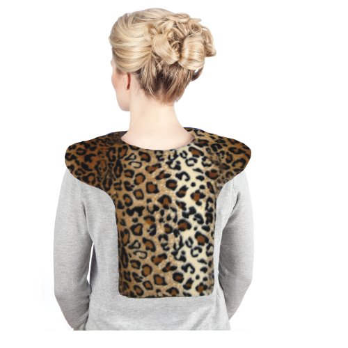 Sunny Bay Microwavable Shoulder Leopard product image
