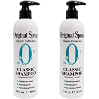 Original Sprout Classic Shampoo. Sulfate Free Shampoo for Classic Hair Care. 12 oz (2 pack) (Packaging May Vary)