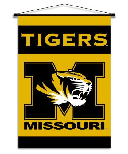 (NCAA Missouri Tigers Indoor Banner Scroll )