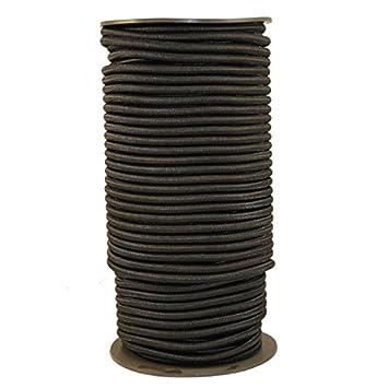 Expander corde 20/m Bleu 4/mm corde Caoutchouc Tendeur planifier Corde Caoutchouc Laisse corde