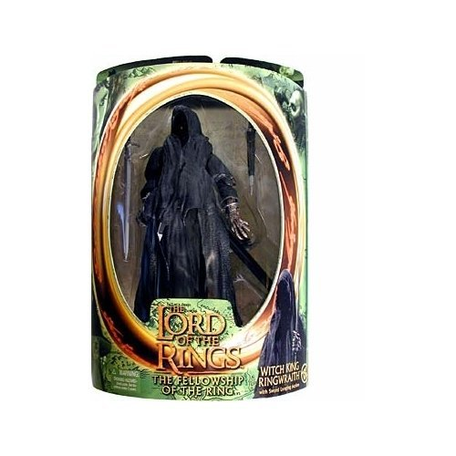 (Lord of the Rings Fellowship of the Ring Witch King Ringwraith Action Figure)