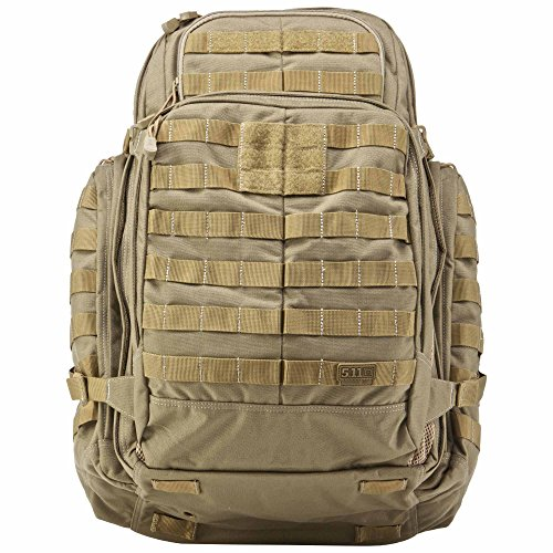 5.11 Tactical Series Rush 72 Tactical Backpack, Sandstone