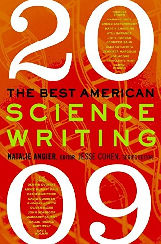 The Best American Science Writing 2009 pdf epub