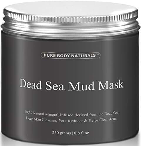 Dead Sea Mud Mask for Facial Treatment, 250g