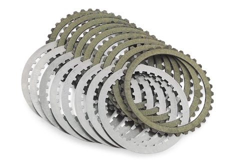 Barnett Extra Plate Clutch Kit - Carbon Fiber ()
