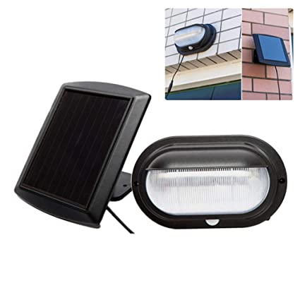 FHGJ 10 Lámpara Solar LED Super Brillante Sensor De Movimiento PIR Luz Solar Impermeable Al Aire