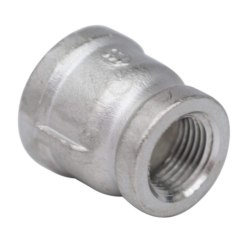 Lakeview Outdoor Designs 3/4-Inch FIP x 1/2-Inch FIP Stainless Steel Reducer - SS499R-128