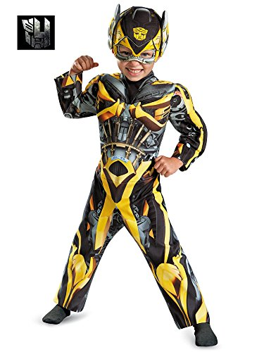 Transformers: Bumblebee Muscle Toddler Costume