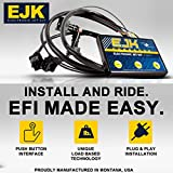 Dobeck EJK Fuel Injection Controller for Yamaha Grizzly 700 2006-2014, EFI Programmer