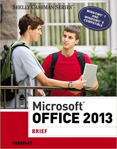 Microsoft office 2013 brief shelly cashman series misty e microsoft office 2013 brief shelly cashman series 1st edition fandeluxe Gallery