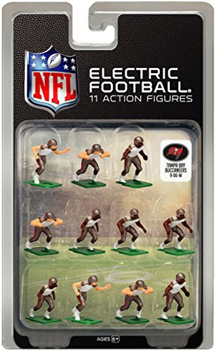 Tampa Bay Buccaneers White Uniform NFL Action Figure - Uniform Tampa Bay Buccaneers