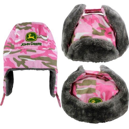 John-Deere-Camouflage-Girl-Pink-Girls-Trapper-Style-Hat