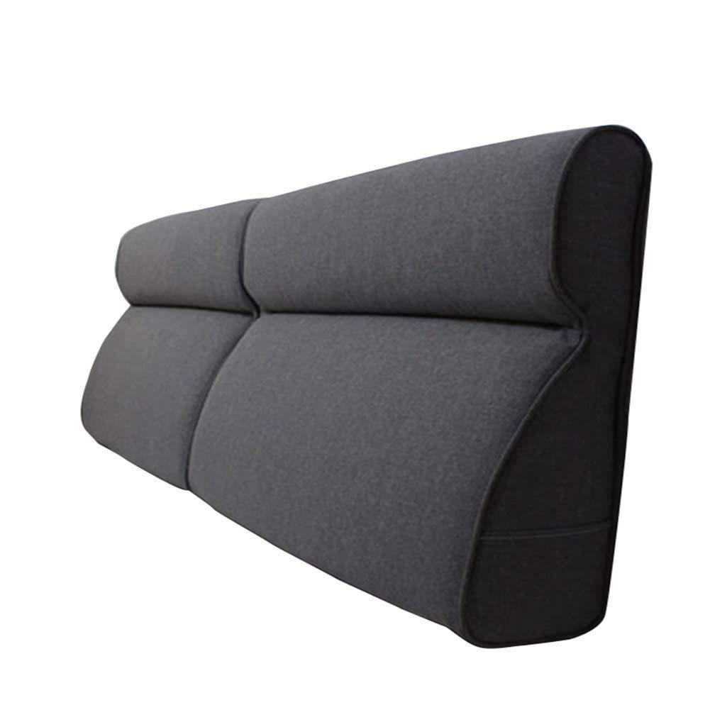 【50%OFF】 洗濯できるヘッドボードの倍のベッドの綿のリネンコートなしでのためのベッドのあと振れ止めのクッション #5, (色 : #5, サイズ さいず : 60 x 180 x 60 x 10cm) B07R6GNBSZ 120 x 60 x 10cm #1 #1 120 x 60 x 10cm, BABY STATION:57ad52c9 --- arcego.com.br