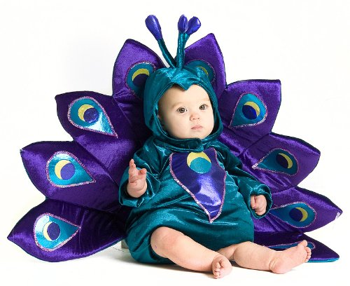 Baby Peacock Infant/Toddler Costume (6-12 months)