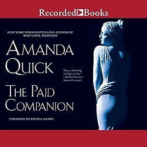 The Paid Companion Hörbuch