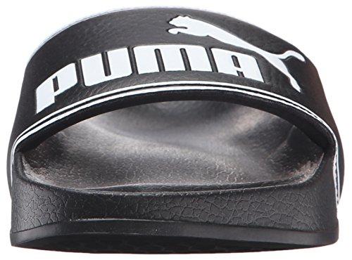 white Slide Men's Leadcat Puma Black Sandal q8PnnB