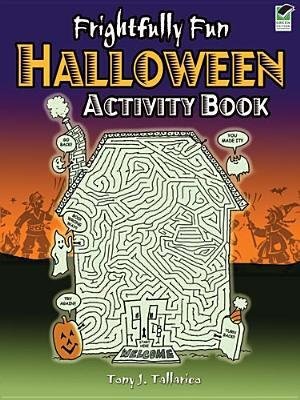 Frightfully Fun Halloween Activity Book[FRIGHTFULLY FUN HALLOWEEN