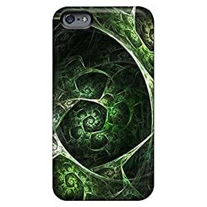 dirt-proof phone case skin Fashionable Design Extreme iphone 6 plusd 5.5 - beautiful fractal