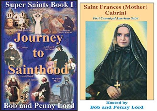 Mother Frances Cabrini (Journey to Sainthood Book Plus Saint Frances Cabrini DVD)