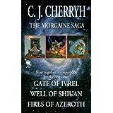 The Morgaine Saga: Gate of Ivrel, Well of Shiuan, Fires of Azeroth [MORGAINE SAGA] [Mass Market Paperback]