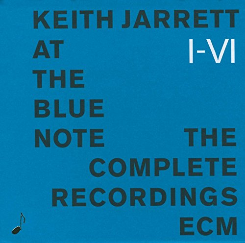 CD : Keith Jarrett - At the Blue Note: The Complete Recordings (Boxed Set, 6 Disc)