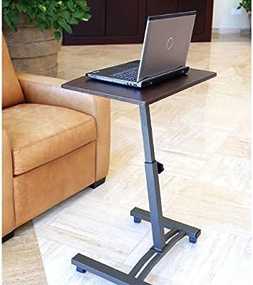 Generic NV _ 1008003915 _ qyus483915 carro bandeja G Lapto mesa con ruedas ruedas para ordenador portátil ajustable ajustar sofá silla ordenador Omputer ...
