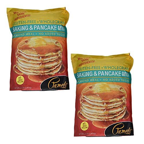 - Pamelas Mix Pancake Baking Wf Gf (2 Pack)