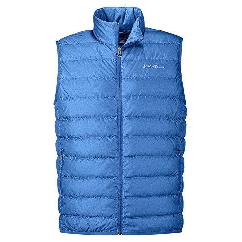 Eddie Bauer Men's CirrusLite Down Vest, Imperial Blue Regular (Eddie Bauer Down Vest)