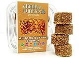 Chunkie Dunkies RAW VEGAN Almond Butter Crunch Cookies 4 Packs (16oz) Review