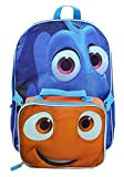 """Disney Finding Dory 16"""" backpack With Lunch kit"""