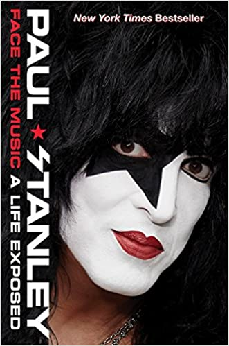 Amazon.com: Face the Music: A Life Exposed (9780062114044): Paul Stanley: Books