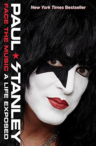 Kiss Paul Stanley (Face the Music: A Life Exposed)