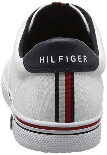 Tommy Hilfiger Damen E1285liza 3d3 Sneakers Weiß (White 100)