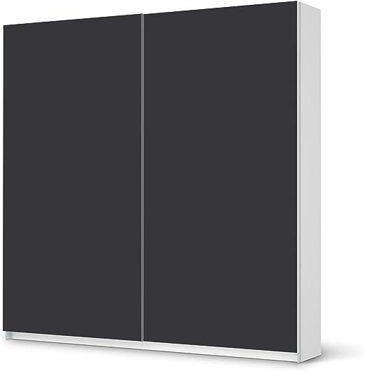 Diseño Pantalla IKEA Pax Armario 201 cm altura – 1, 2, 3, 4 ...