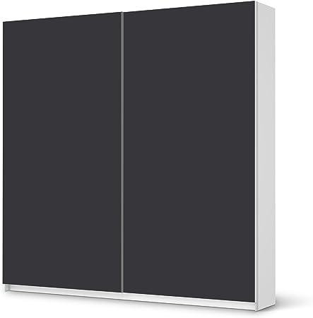 Diseño Pantalla IKEA Pax Armario 201 cm altura – 1, 2, 3, 4 puertas y puerta corredera