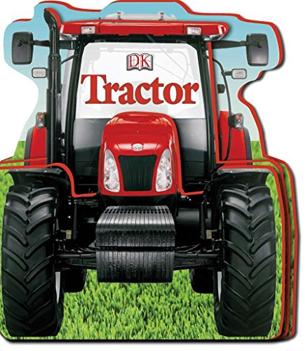 - Tractor (Shaped Board Books)